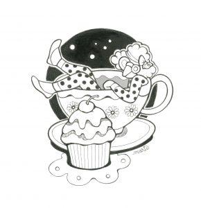Gertrude Cup of Tea